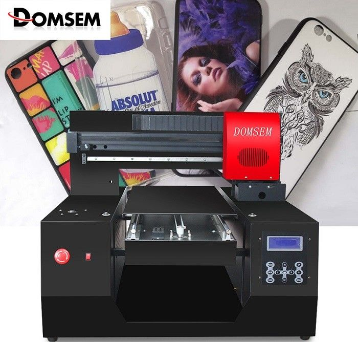 High Efficiency Credit Card Printing Machine / Plastic Visiting Card Printer
