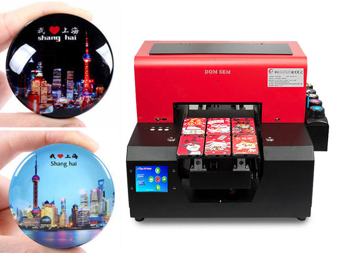 High Speed DTG Printing Machine Direct Jet Uv Led Printer Easy Operation